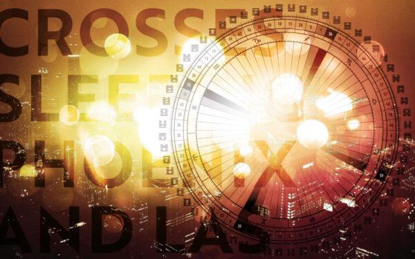 RA Cross of the Sleeping Phoenix and LA Crosses of Spirit and Duality