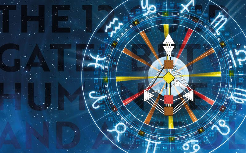 The 12 Cusp Gates between Human Design and Astrology
