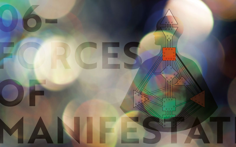 06 Forces of Manifestation